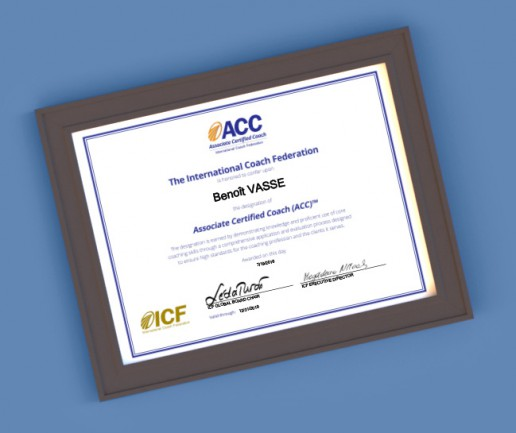 certification coach ACC ICF