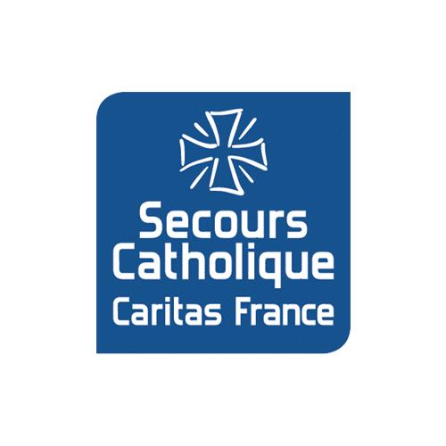 vassecommunicant logo Secours catholique